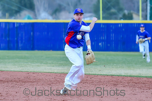 Scrimmage game:  Highlands Ranch vs Cherry Creek - March 8th 2016