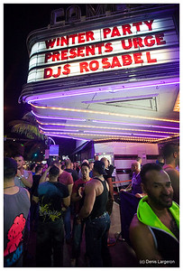Winter Party Urge - Miami, FL