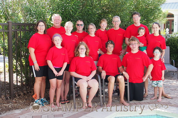 Ellison Family Reunion - Aug. 2016