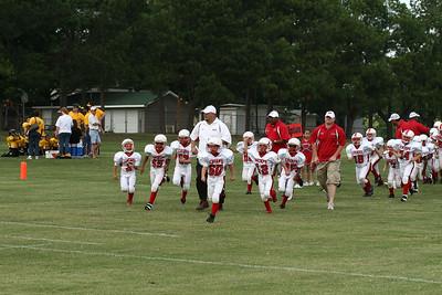 Pee-Wee Chiefs vs. Millington Trojans 09.22.2007