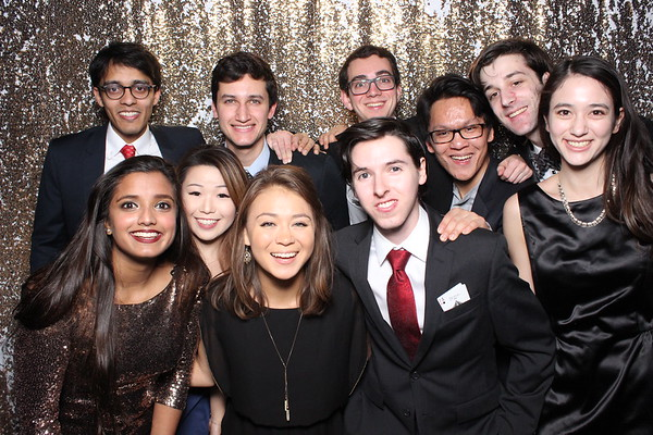 ORIGINALS - Harvard Quad Winter Formal