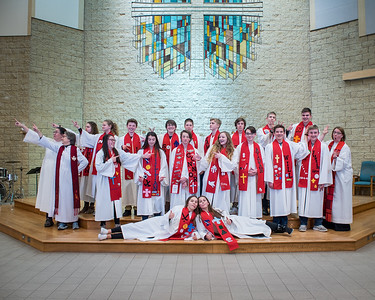 St. Mark's 2019 Confirmation
