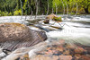 Long Exposures of the Fryingpan River, Basalt, CO