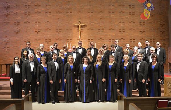 Eugene Vocal Arts Ensemble - Mozart Verpers