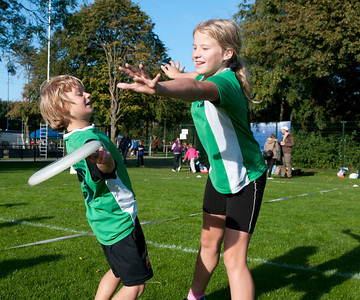 Valley Frisbee Games 2012