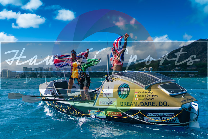2021 Great Pacific Race - Girls Who Dare