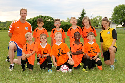 Mercredi U6M Orange