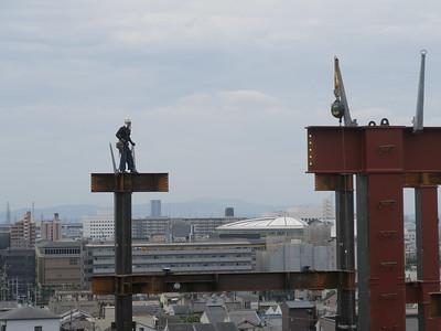 kyoto hotel Construction