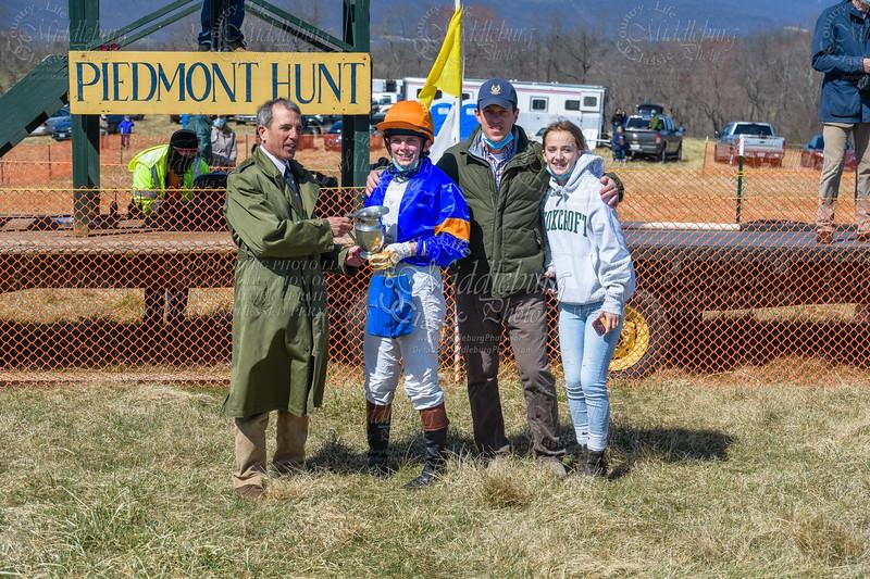 3rd Race Thomas M. Beach and Virginia A. Beach Memorial