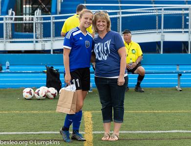 Soccer Girls Teacher Appreciation