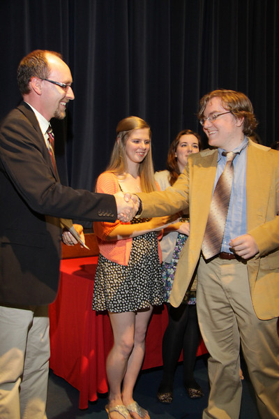 Awards Night 2012 - Video Student of the Year