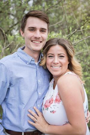 Austin and Alexa Engagement Photos