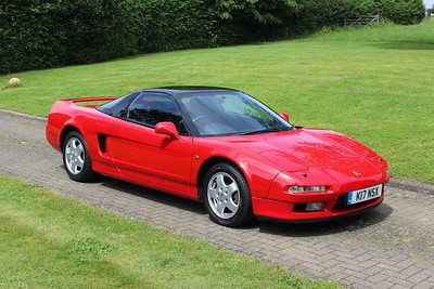 NSX Coupe - 56,000 miles