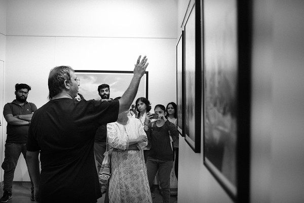 Vivek Desai Banaras Exhibition