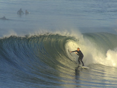 1/17/21 * DAILY SURFING PHOTOS * H.B. PIER
