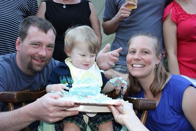 Teresa, Shane & Family