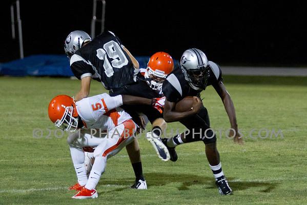 Boone Varsity Football #5 - 2011