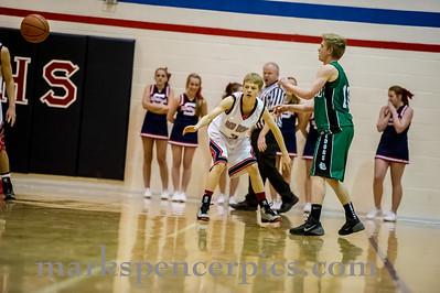 Basketball Soph SHS vs Provo 2-7-2014