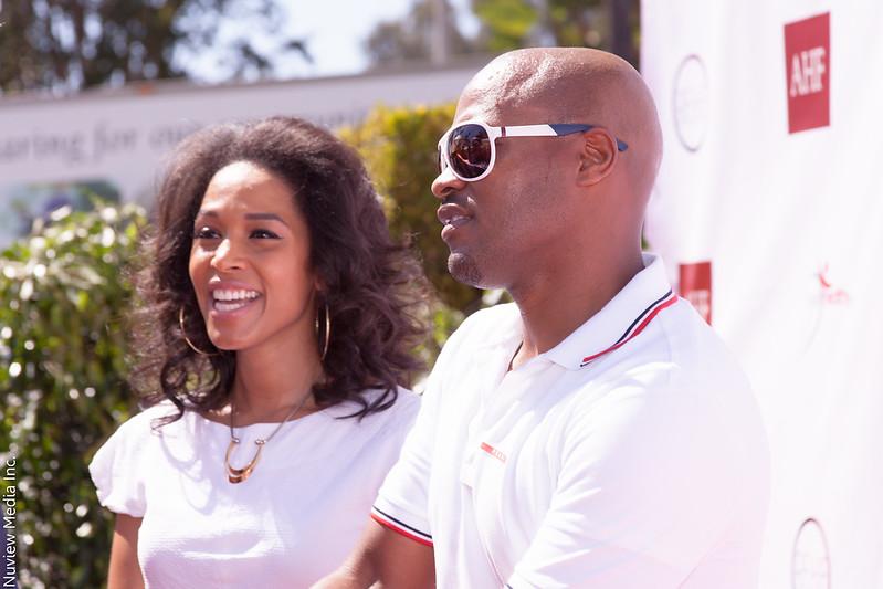 "Samantha Cha & Demetrius Jones ""Raising  Whitley"""