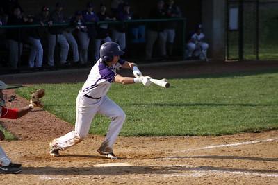 2015 Varsity Baseball vs. LaSalle (04/22/2015)