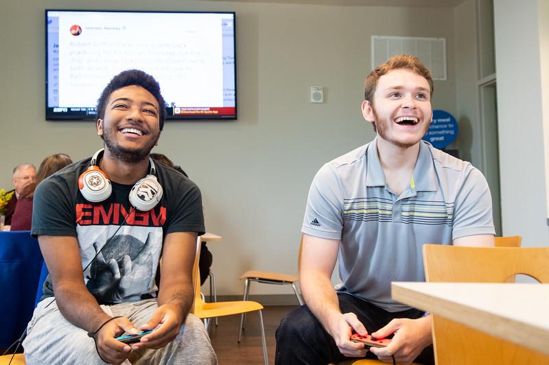 Solomon Jones (left), and Jacob Lopez.