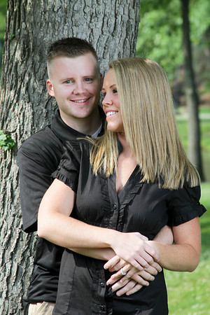 Kayla and Brandon Engagement