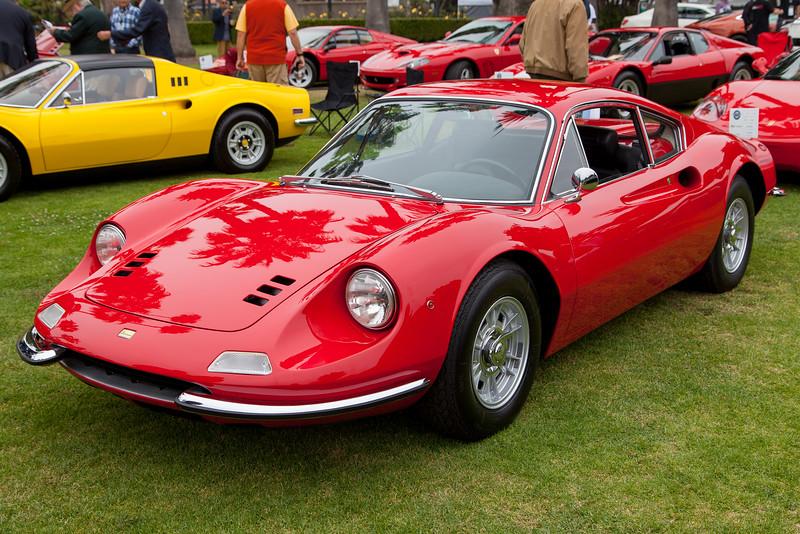 1969 Ferrari Dino GT