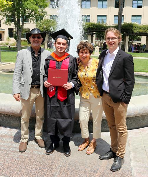Ben's Graduation 19'
