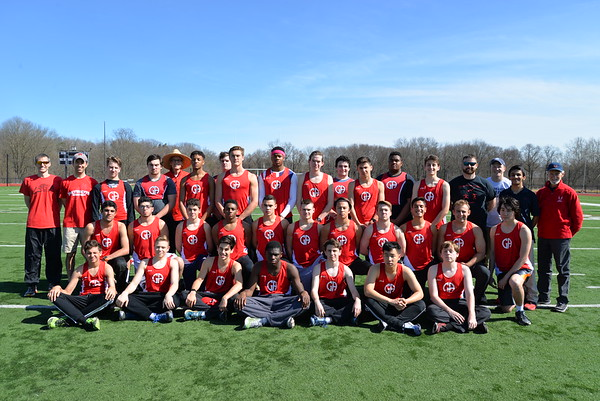 Boys' Track & Field Team Photos