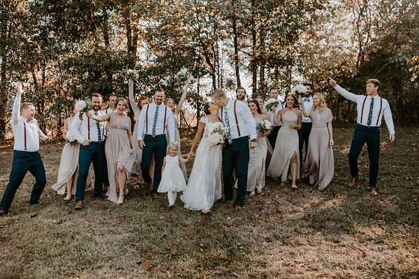 Logan + Meg // Wedding