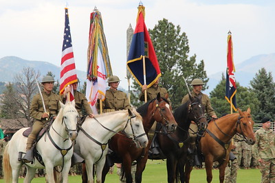 Aug 17 Fort Carson Pass & Review & BBQ
