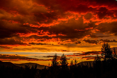 Shuswap Sunset