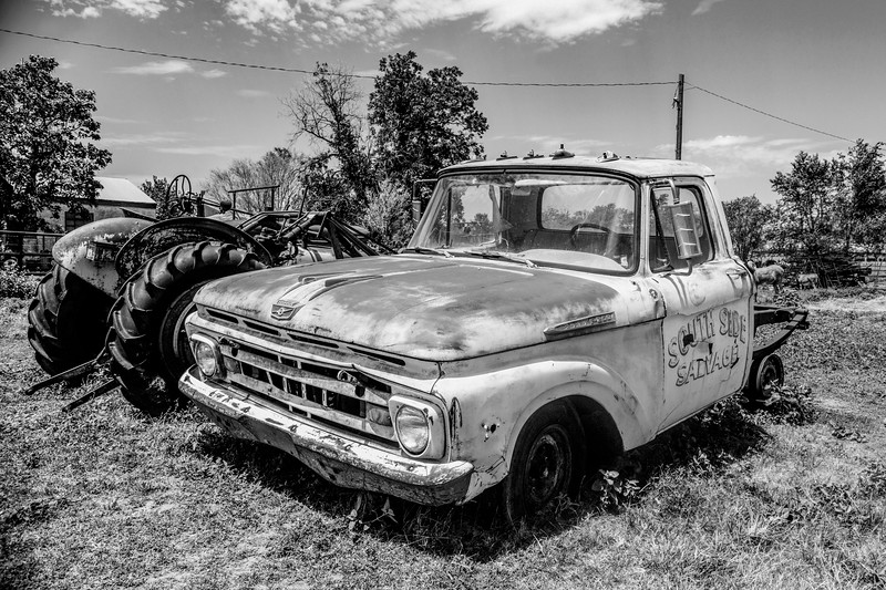 Shamrock Truck