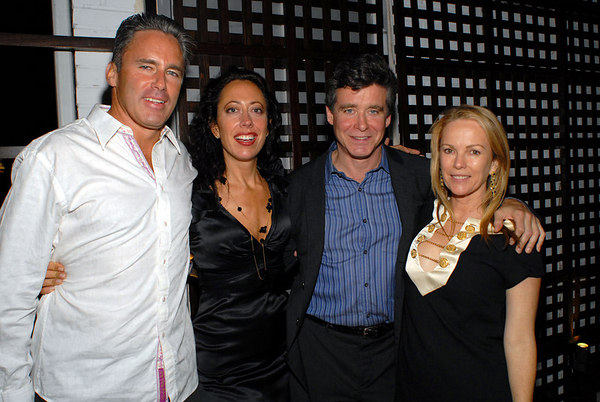 Tatiana & Campion Platt Host Cocktail Party to Celebrate Engagement of Jay McInerney & Anne Hearst