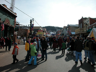2002 Winter Olympics Trip
