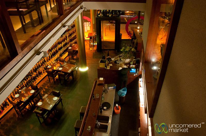 Rutz Restaurant Interior - Mitte, Berlin