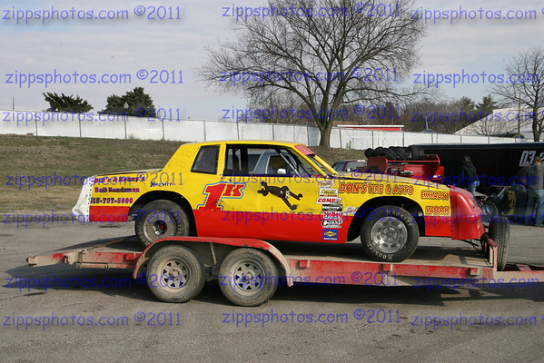 ISF Speedway 4-4-13 Frosbuster