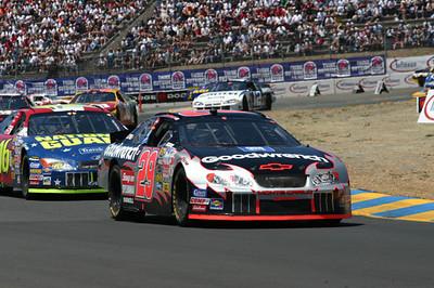 2004 NASCAR Sears Point Infineon Raceway Sonoma Sunday