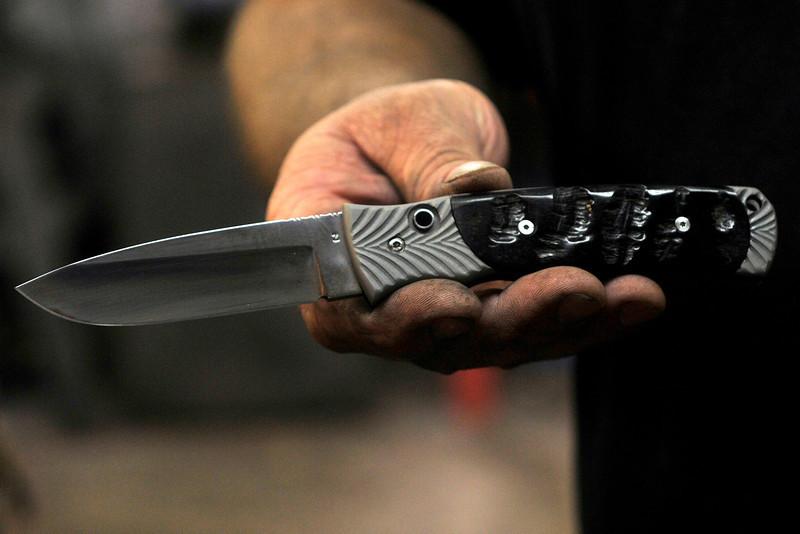 Z Knives - Chris English
