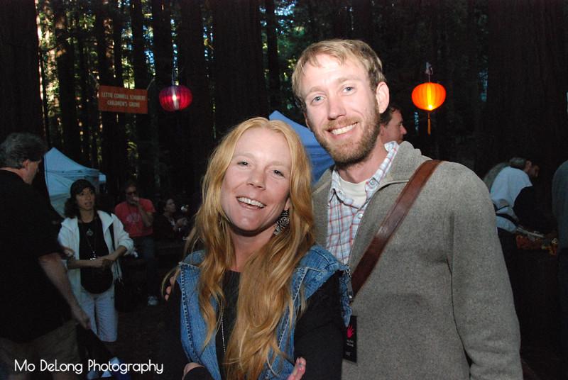 Trisha Clement and Jason Johnston