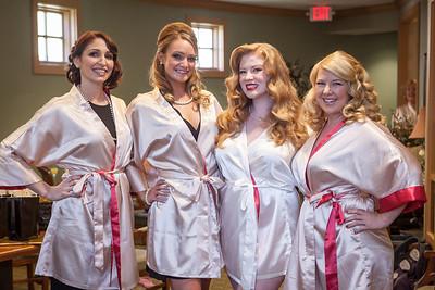 Pre Ceremony Girls