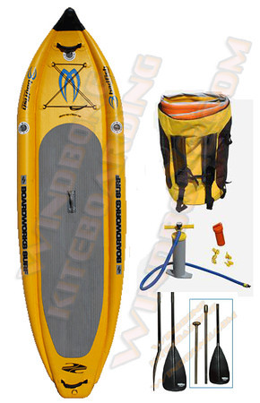 Boardworks BadFish MCIT Inflatable SUP