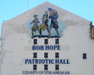L.A., Bob Hope Patriotic Hall