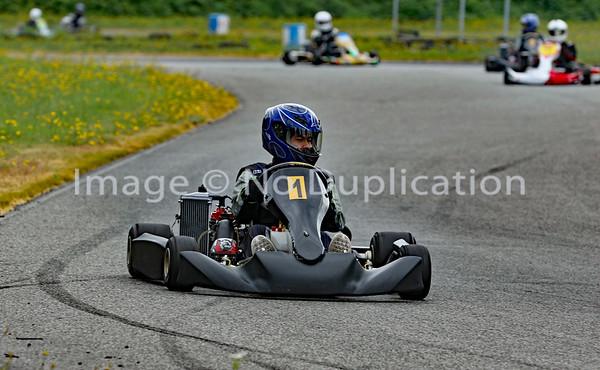 2020 Speed-Fanatics Kart Day (Green Group) August 3, 2020