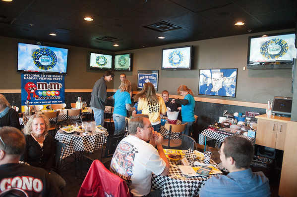 NASCAR viewing party