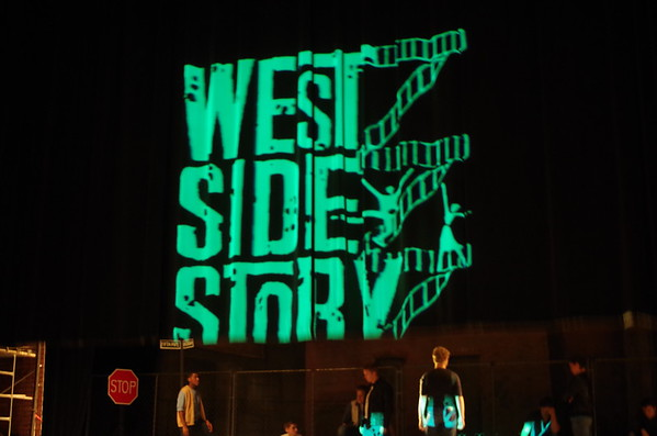 West Side Story- Dress Rehersal