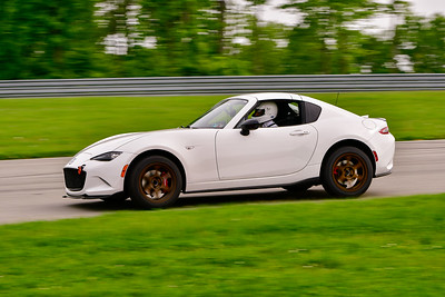 2019 SCCA May TNiA Pitt Race White MX5