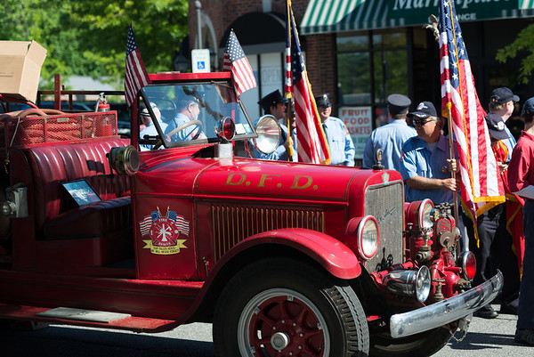 2013 Memorial Day Parade Scarsdale