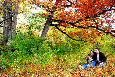 Jessica & Jeremy Engagement Photos