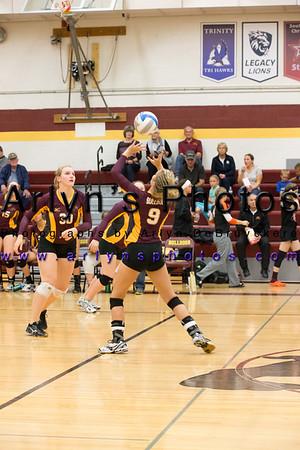 LPHT Volleyball vs Sleepy Eye